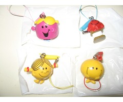 Cellphone strap - Happy Face series