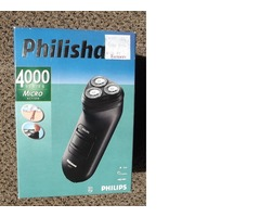 PHILLIPS PHILISHAVE 4000 SERIES MICRO ACTION SHAVE