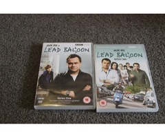 Lead Balloon - Jack Dee [Series 1 and 2]