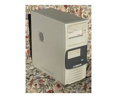 Computer Case ATX 300W PSU +DVD +1.44Flpy +Super rack