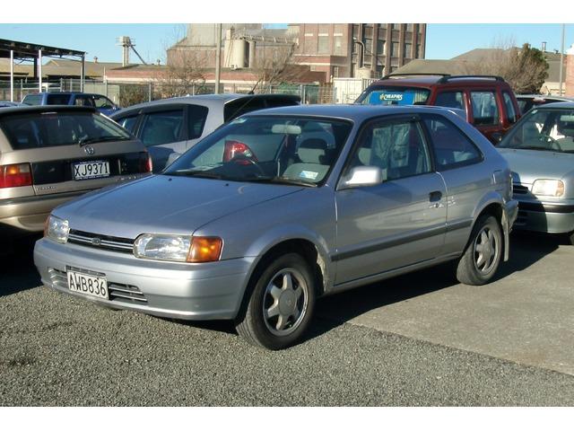 1997 Toyota Corsa 1.5 3dr Hatch