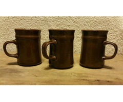Temuka Stoneware - Early 1970s Coffee Cups