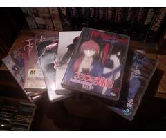 RUROUNI KENSHIN JAPANESE ANIME 11 DVD BUNDLE
