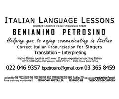 Corsi Lingua Italiana Christchurch
