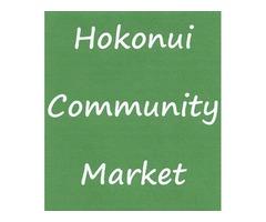 Hokonui Community Market