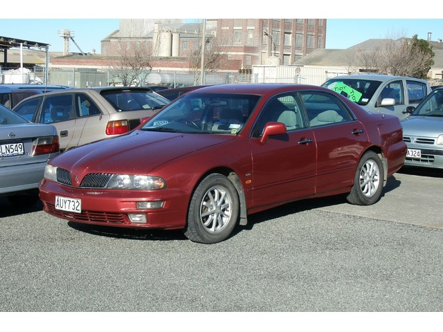 2002 Mitsubishi Diamante 3.5 Ei Sedan