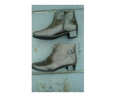European Ankle boots with lining