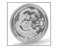 .999 Silver Dragon