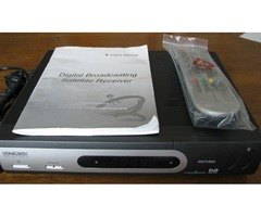 SonicBox PGTV500 Satellite Receiver