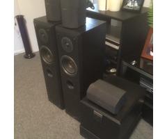 Stero speakers