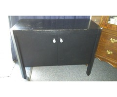TV table or small buffet.