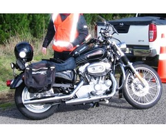 Harley-Davidson Custom Sportster 2008, Low Mileage in Outstanding Condition