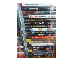PS3 games going cheap