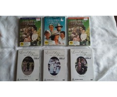 DVD Collection - Little House On The Prairie!