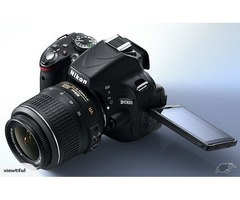 Nikon D5100+Twin Lense Kit