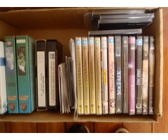 Selection DVDs