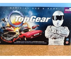 top gear official dvd and book. BBC