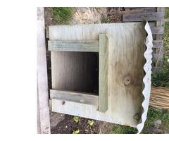 Big dry kennel