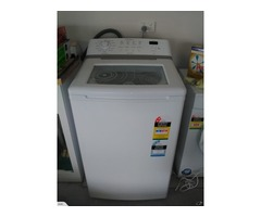 Westinghouse Washing Machine 1 year old only