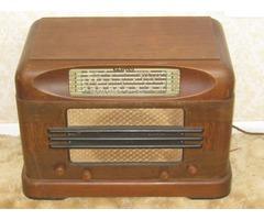 Philco Valve Radio