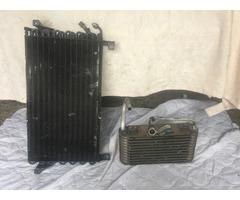 Air conditioner radiator