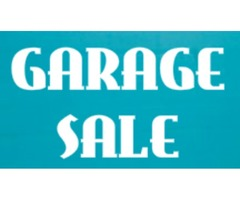Garage Sale - Burwood - 28th Jan 8am-2pm.