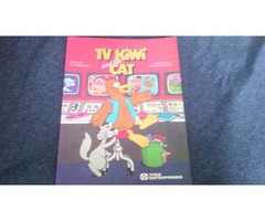 tv kiwi and the cat book