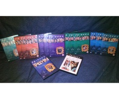 4 complete series an extras