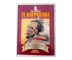 Life & Times of Te Rauparaha; By his son Tamihana Te Rauparaha. Ed by Peter Butler