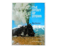 The Spirit of Steam. Roy Sinclair