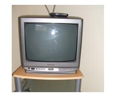 Panasonic TV & Remote