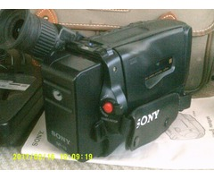 Sony Handycam Video8 Camera.