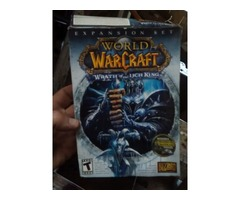 World of Warcraft - Wrath of the Lich King - PC DVD