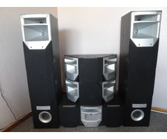 Wharfedale Surround Sound System