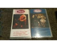 2 Hole/Courtney Love performances