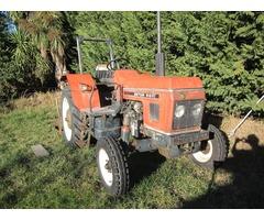 Tractor Zetor 5011