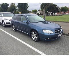 2005 Subaru Legacy 3.0 R